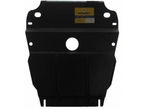 Комплект защит двигателя, КПП, дифференциала, радиатора, рк 2 мм, сталь для Suzuki Grand Vitara (5 дв.) (2005-2008)