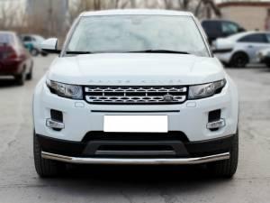 Защита переднего бампера d60 на Land Rover Range Rover Evoque (2011-)