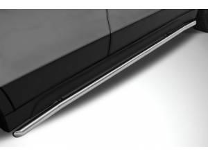 Боковые трубы d42 на Suzuki SX4 (2014-)