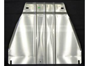 Защита раздатки алюминий 4 мм на Great Wall Hover H3 (2010-2013)