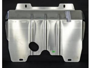 Защита рулевой рейки сталь 2 мм на Great Wall Hover H3 (2014-)