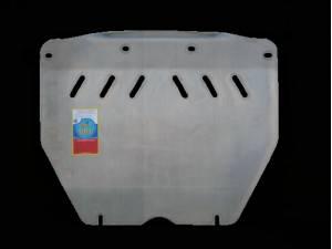 Защита радиаторов алюминий 4 мм на Infiniti QX56 (2010-2014)