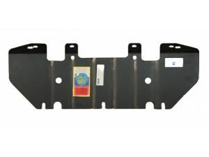 Защита радиатора сталь 3 мм на Land Rover Range Rover Sport (2005-2013)