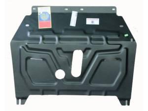 Защита картера двигателя и КПП сталь 2 мм на Opel Mokka (2012-)