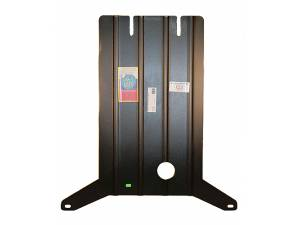 Защита КПП сталь 3 мм на Ssang Yong Rexton (2007-2012)
