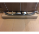 Защита переднего бампера d76 на Mitsubishi L200 (2015-)